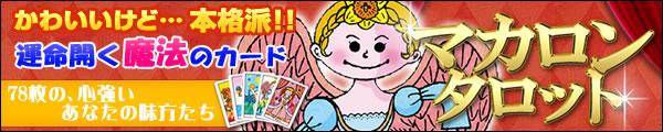 かわいいけど…本格派!! 運命開く魔法のカード マカロンタロット 78枚の、心強いあなたの味方たち